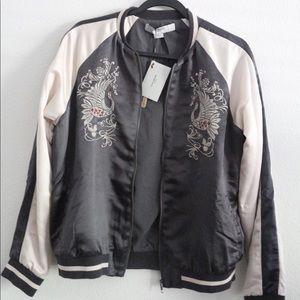 BRAND NEW Zip Up Jacket